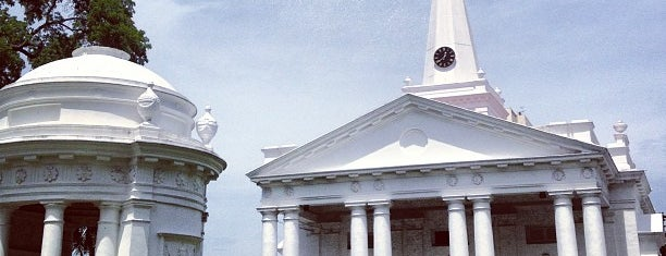 St. George's Church is one of Penang.
