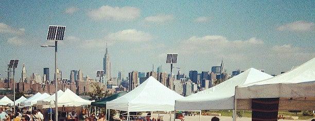 Brooklyn Flea - Williamsburg is one of Elsewhere In Brooklyn....