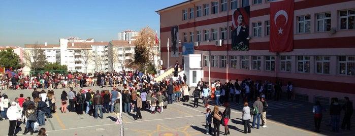 Süleyman Uyar İlkokulu is one of Kategorisiz Ankara.