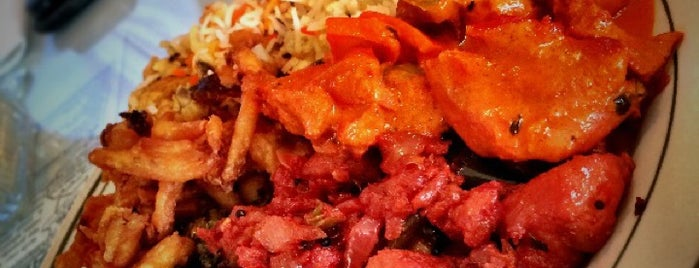 Minerva Indian Cuisine is one of 2012 Cheap Eats.