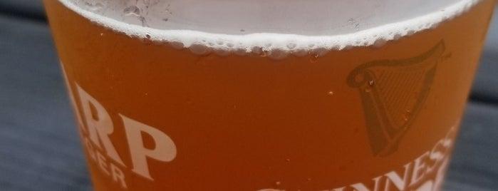 Guinness Open Gate Brewery & Barrel House is one of Locais salvos de Brent.