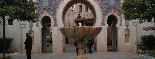Morocco Pavilion is one of Walt Disney World.