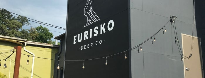 Eurisko Beer Co. is one of NC Breweries.