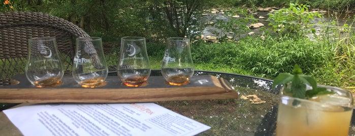 Copper Fox Distillery is one of Posti salvati di Rachel.
