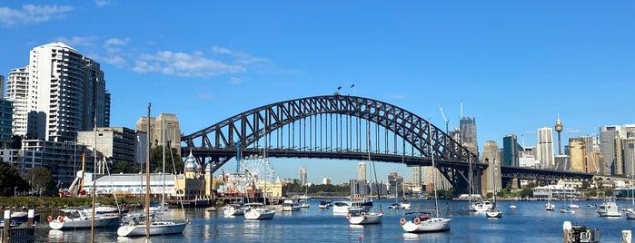 Art Barton Park is one of Sydney.