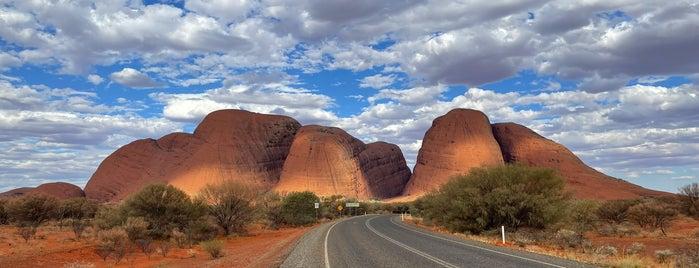 Kata Tjuṯa is one of Australia - Must do.