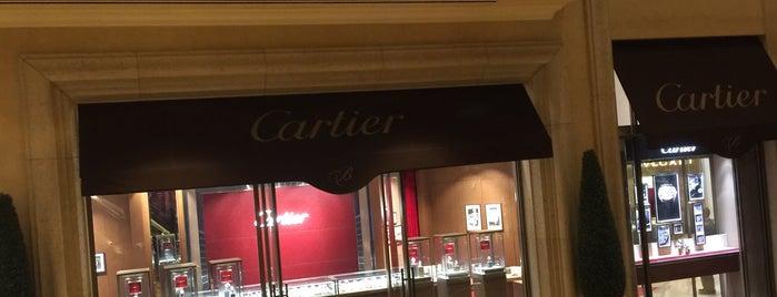 Cartier is one of สถานที่ที่ Stefanie ถูกใจ.