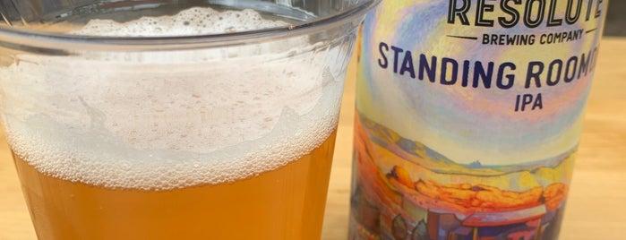 Resolute Brewing Company is one of Posti che sono piaciuti a Doug.