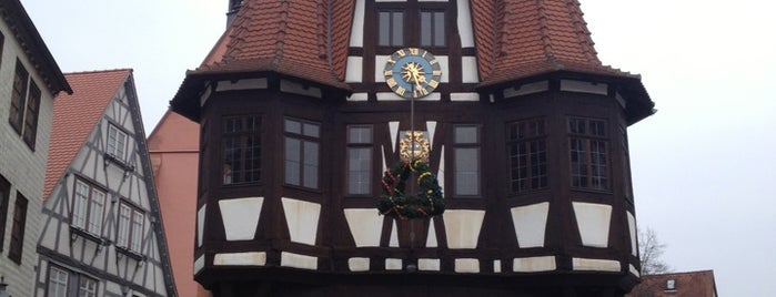 Historisches Rathaus Michelstadt is one of Германия.