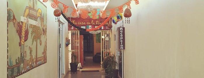 Hotel Casa Palma is one of Posti che sono piaciuti a Natalia.