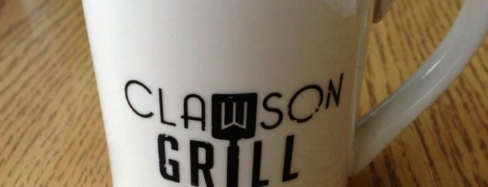 Clawson Grill is one of Bar hopping in Clawson, MI.