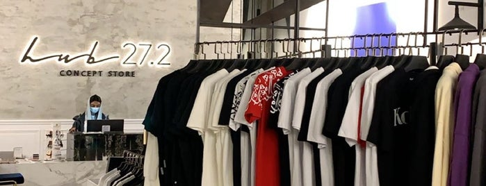 Hub27.2 is one of Concept store.