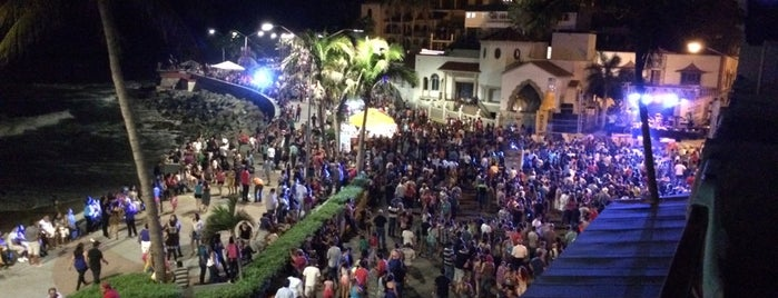 Bandodromo is one of Mazatlán.
