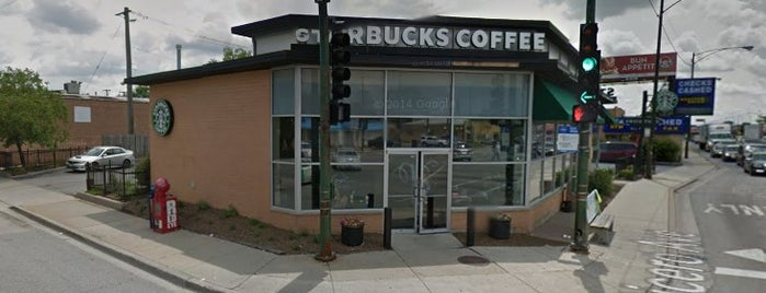 Starbucks coffee 47th & Cicero is one of Jump Around.