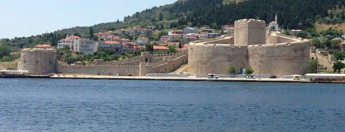 Kilitbahir Kalesi is one of Çanakkale.
