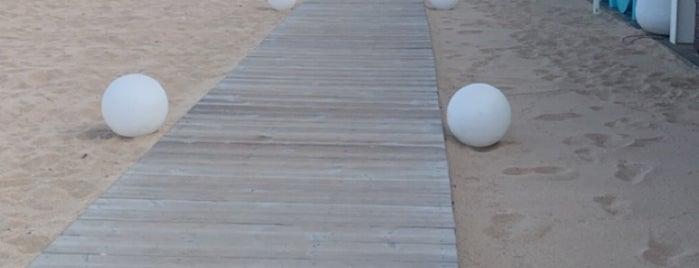 Nui Beach is one of Locais curtidos por August.