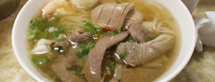 Grand Bo Ky Restaurant 波記潮州小食 is one of NOODLES.