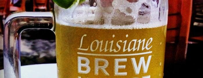 Louisiane Brewhouse is one of Lieux qui ont plu à Ivan.