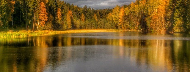 Поваровская плотина is one of Lieux qui ont plu à Ivan.