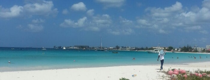 Browne's Beach is one of Barbados Beaches Near The Cruise Port.