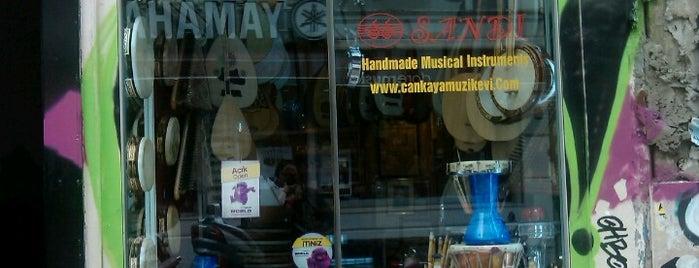 Çankaya Müzik is one of Orte, die Olivia gefallen.