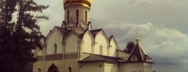 Саввино-Сторожевский монастырь is one of Russia10.