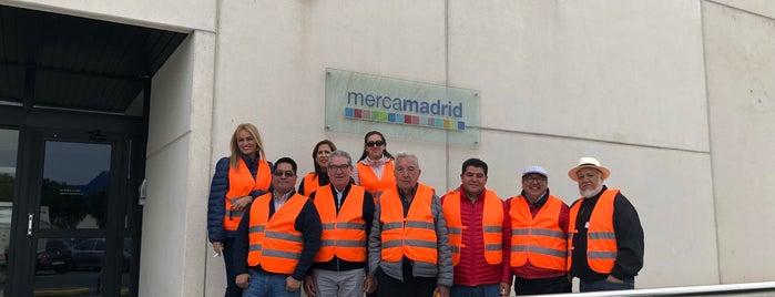 Mercamadrid is one of Locais curtidos por Pa.