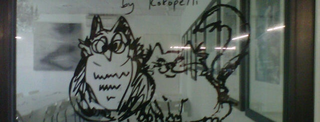 The Owl and The Pussycat Cafe, Kompleks Perdanasiswa is one of Lynn 님이 좋아한 장소.