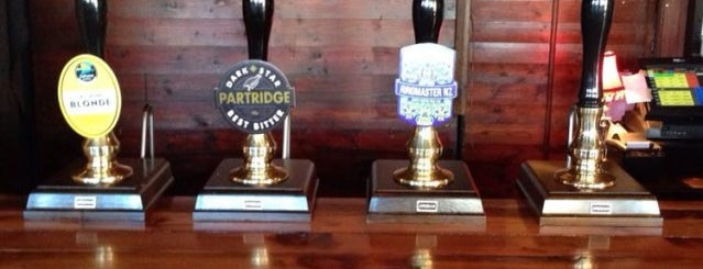 The Montague Arms is one of London's Best for Beer.