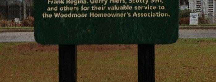 Woodmoor Founders Park is one of #YouBelongHere.