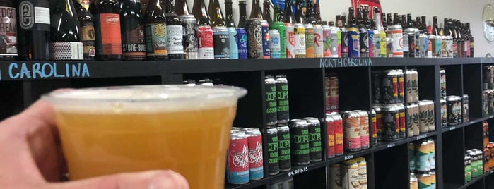 Craft Beer Cellar - Hickory is one of Hickory.