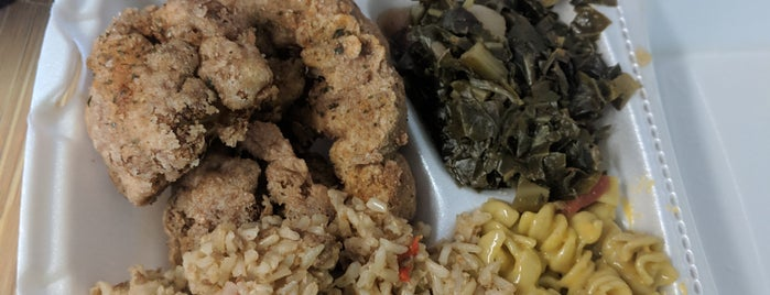 Soul Food Vegan is one of Restaurants to Try.