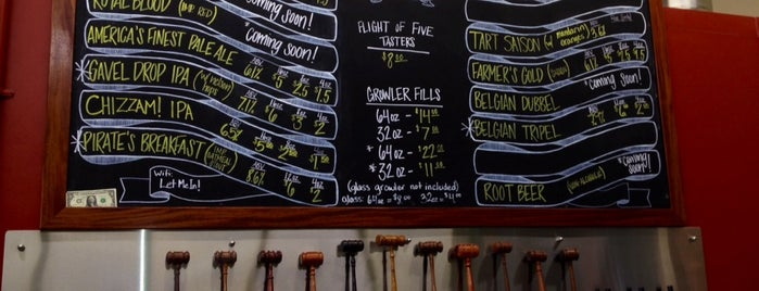 Council Brewing Co. is one of Craft Beer Hot Spots in San Diego.