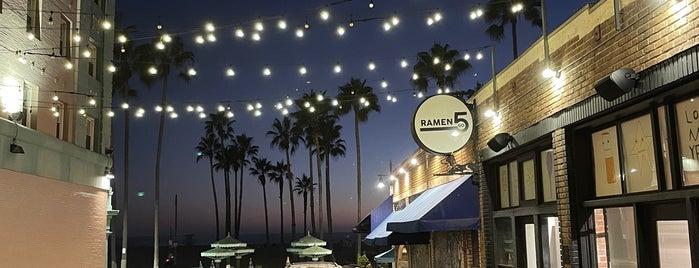 Dudley Market is one of LA Eats TD (West).