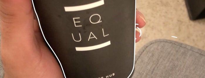 Equal Coffee Hub is one of Riyadh.