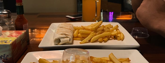 The Hut Burger is one of Most Burger in Dammam & Khobar.