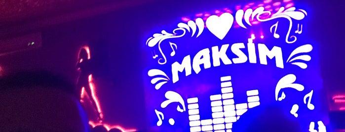 Maksim Müzikhol & Restaurant is one of Nightlife In Eskişehir.