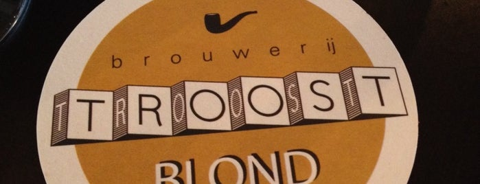 Brouwerij Troost is one of Bier & Amsterdam.