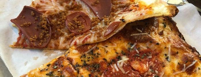 Pizzanista is one of LA eats.
