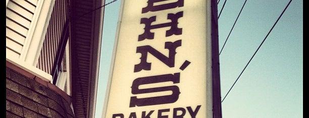 Plehn's Bakery is one of Lugares favoritos de Theodore.