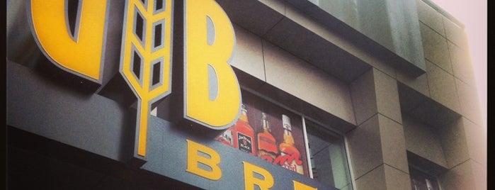 Gordon Biersch Brewery Restaurant is one of Downtown Lunch Grind.