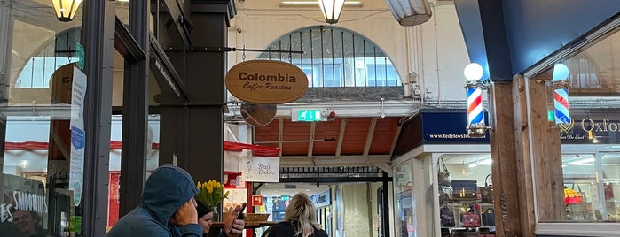 Colombia Coffee Roasters is one of Oxford.