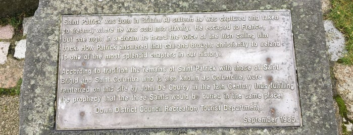 St Patricks Grave is one of IRL Dublin.