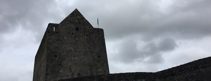 Athenry Castle is one of Galway ~ Gaillimh.