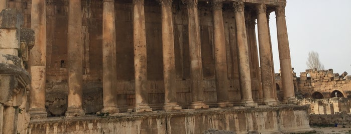 Baalbeck Ruins is one of Beirut.