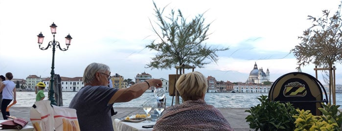 Ristorante Pizzeria Al Redentor is one of Venice.
