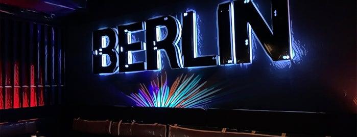 Berlin is one of Msk.