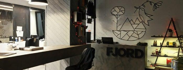 Fjord is one of Locais curtidos por Igor.