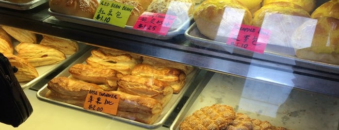 New Flushing Bakery is one of Queens and the Bronx.