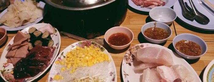 เลิศรส เนื้อย่างเกาหลี is one of อุบลราชธานี - 2.